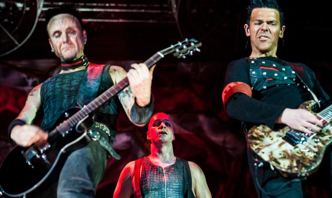 Rammstein не виступили на рок-фестивалі через загрозу теракту