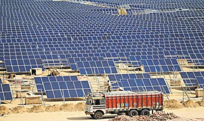Французька Engie вкладе в сонячну енергетику Індії не менше $1 млрд