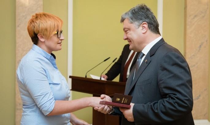 Президент схвалив введення зобов'язання телеканалам транслювати 75% ефіру українською мовою