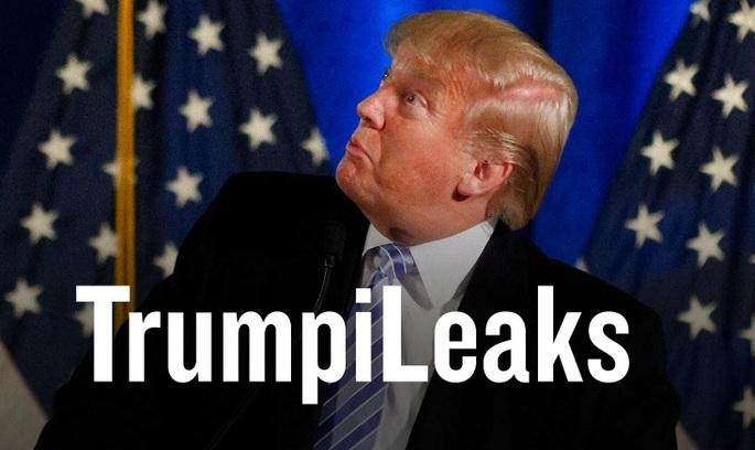 Американці «зливатимуть» інформацію про президента на TrumpiLeaks