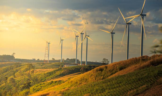 Шотландія отримала в травні 95% електроенергії від вітряних турбін