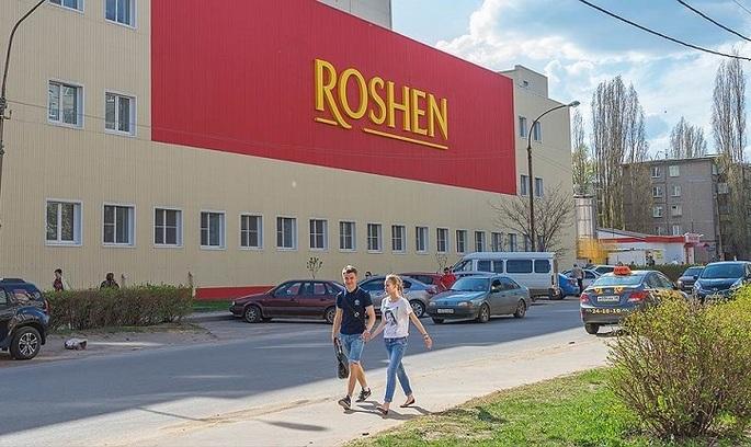 Липецька фабрика «Рошен» відмовляється сплачувати 48 млн рублів штрафу