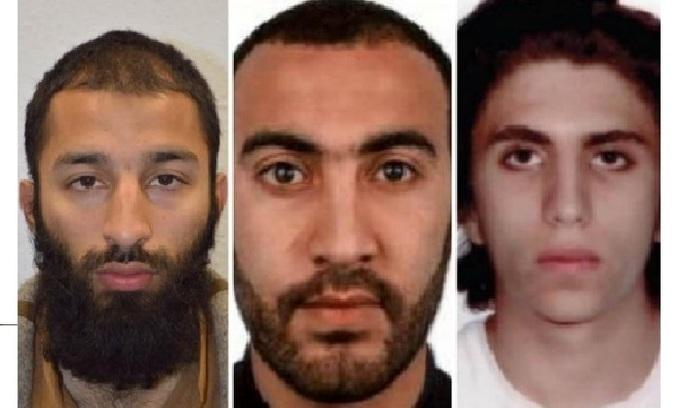 Встановлено особу третього терориста, причетного до атаки на Лондонському мосту