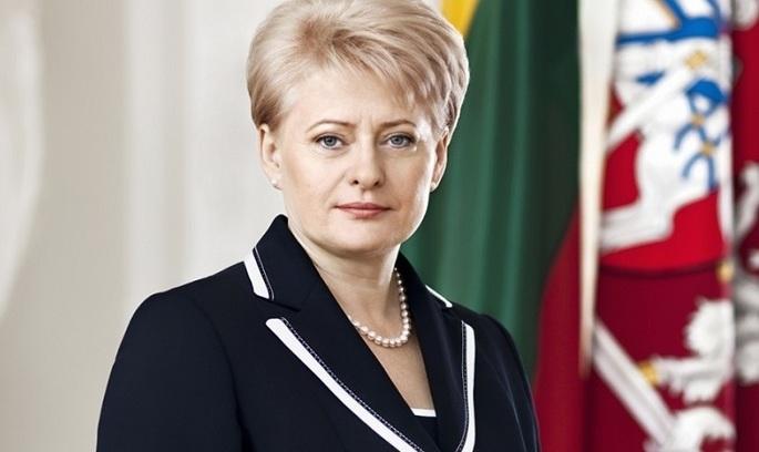 Посла Литви в Білорусі викликали в МЗС через висловлювання Грибаускайте