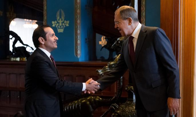 Міністр закордонних справ Катару їде до Москви