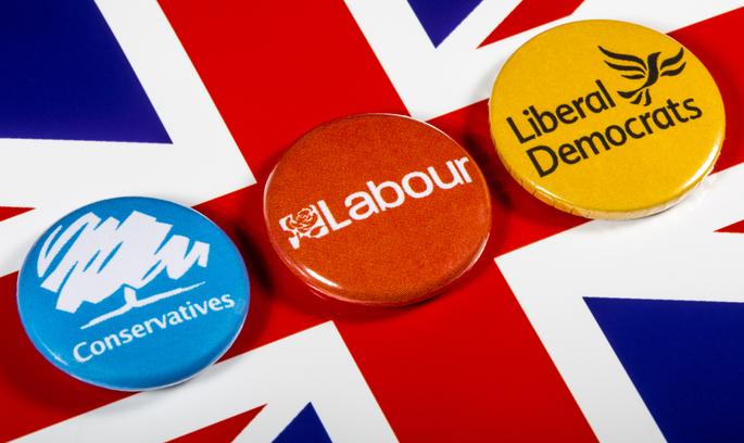 Результати виборів у Великобританії: для більшості консерваторам не вистачило 8 голосів