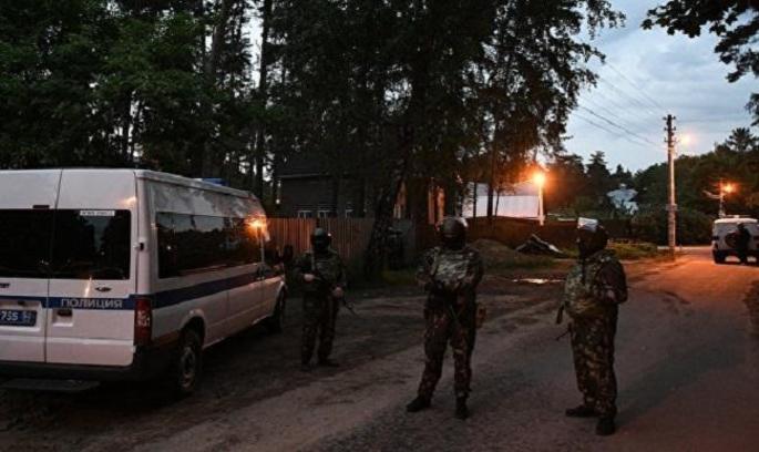 Спецназ ліквідував чоловіка, який застрелив 4-х односельчан у Підмосков'ї