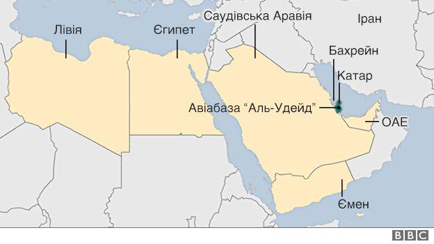 Друзі пізнаються в біді: Іран надіслав 5 літаків з харчами у заблокований Катар