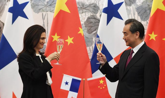 Панама розірвала дипломатичні зв'язки з Тайванем на користь Китаю