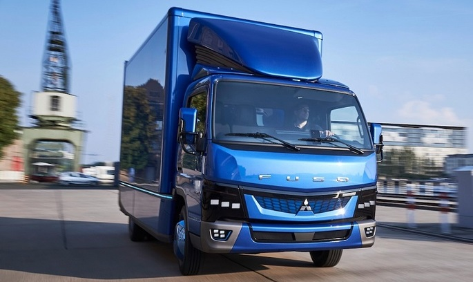 Електровантажівки від Daimler вже цього року з'являться на дорогах Німеччини