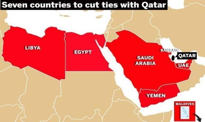 В Катарі припинили роботу заводи з виробництва гелію
