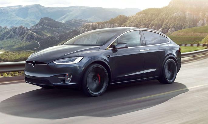 Tesla Model X став найбезпечнішим кросовером у світі