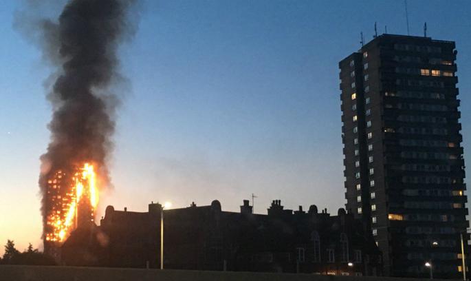 Пожежа у Лондоні: кількість постраждалих зростає, принаймні 12 загиблих