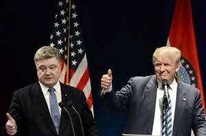 Час рішень: про що говоритимуть Порошенко з Трампом