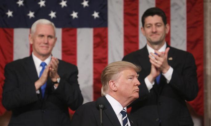 На зло Трампу: Конгрес США хоче перетворити положення про антиросійські санкції на закон
