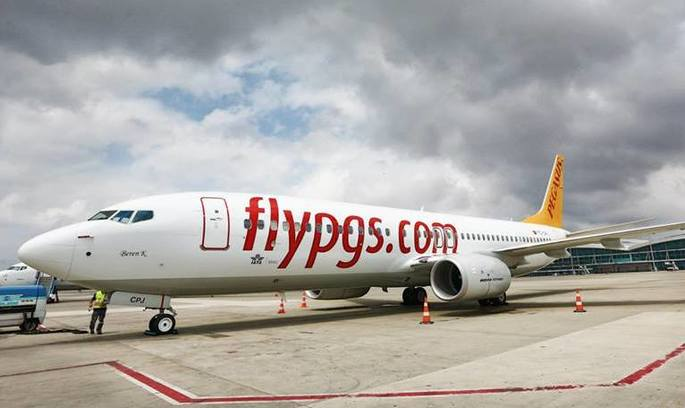 Лоукостер Pegasus літатеме з Одеси до Анкари