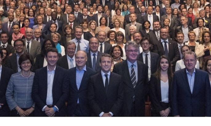 Вперед, Макрон! – партія президента Франції здобула міцну більшість у парламенті