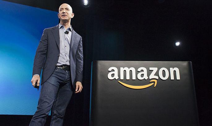 Стережися, Білл Ґейтс: Джефф Безос може скоро стати найбагатшою людиною планети