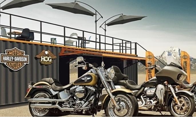 Harley-Davidson має намір поглинути свого конкурента Ducati