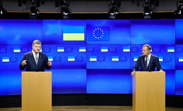 Порошенко: «Асоціація України з ЄС почне працювати вже 1 вересня»