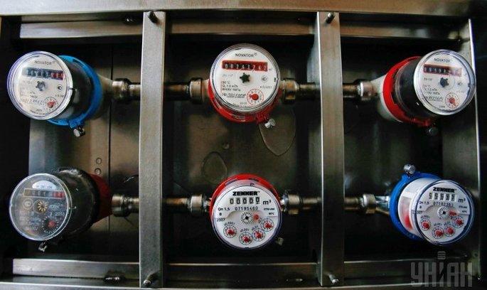 Рада прийняла закон про обов'язкове оснащення лічильниками тепло- і водопостачання всіх будівель