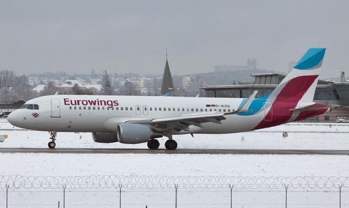 До Німеччини з 2018 року українці зможуть літати лоукостером Eurowings