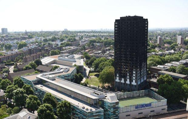 Пожежу у Grenfell Tower та смерть 71 людини спричинив холодильник