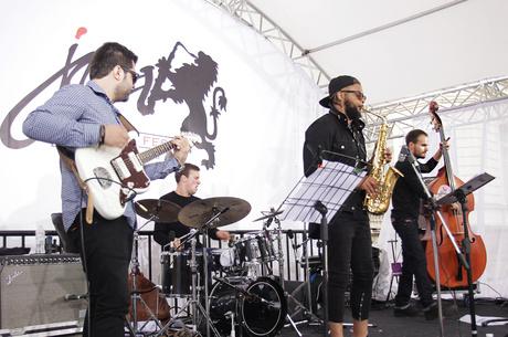 Відеощоденник Alfa Jazz. Старт фестивалю