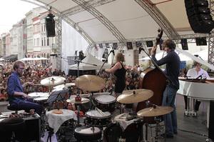 Відеощоденник Alfa Jazz. День 2. Концерт у місті
