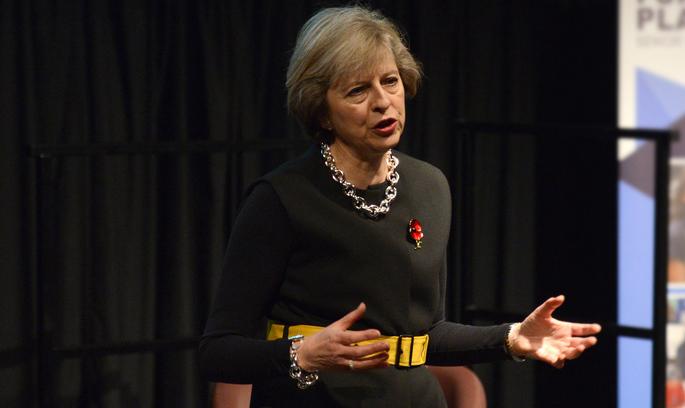 Мей ще раз наголосила на встановленні нових імміграційних правил після Brexit
