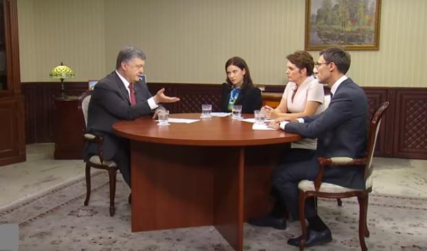 Порошенко: «Україна об'єднала всю Америку»