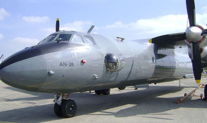 Завод 410 ЦА відновив Ан-26 для повітряних сил України (відео)