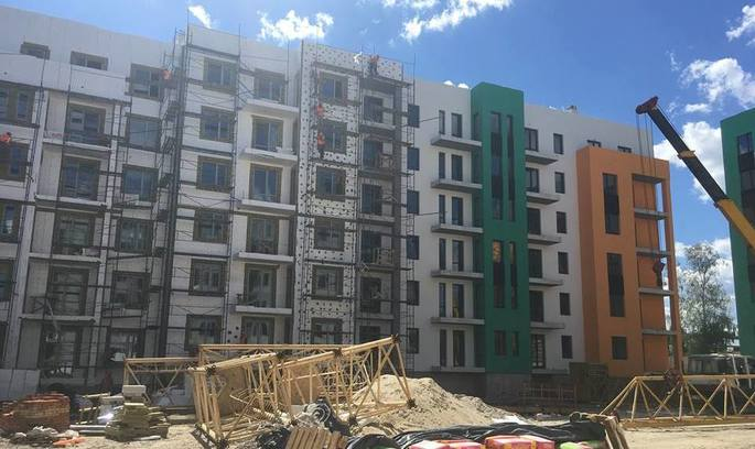 Картковий будиночок: ДАБІ визнала незаконним будівництво ЖК «Європейка»