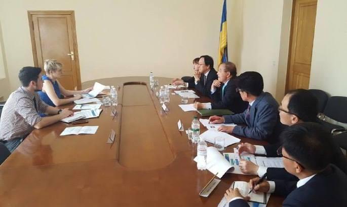 Південна Корея співпрацюватиме з Україною в аграрній сфері