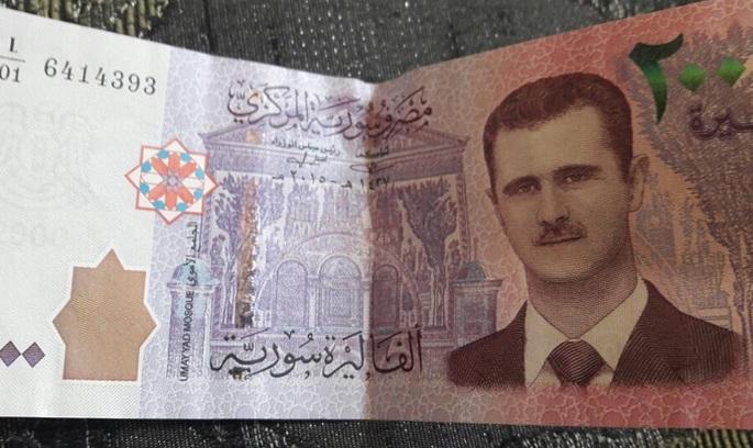 Обличчя диктатора Асада з'явиться на сирійських грошах