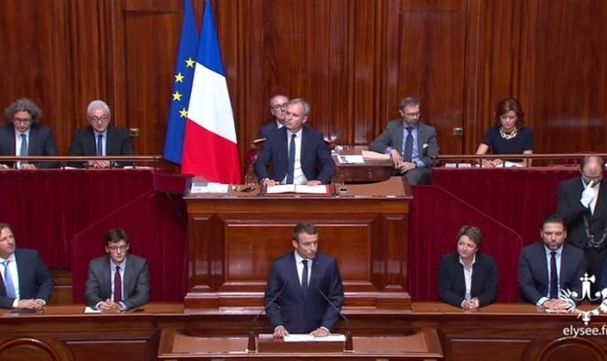 Макрон хоче скасувати у Франції режим надзвичайного стану