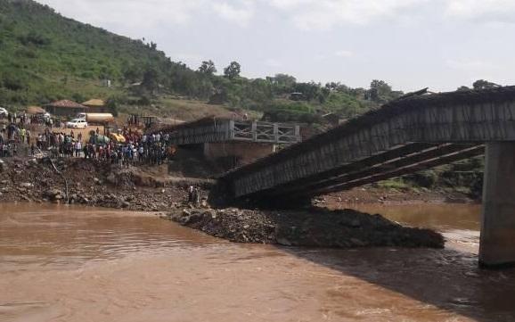 У Кенії обвалився міст, споруджений за $12 млн