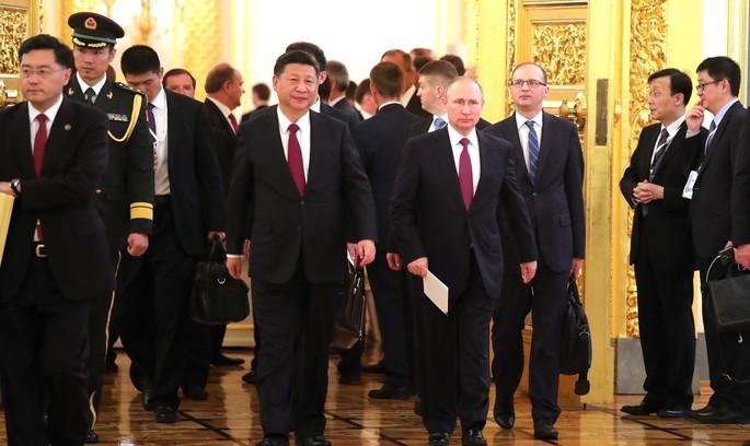 Росія та Китай мають план врегулювання північнокорейської кризи