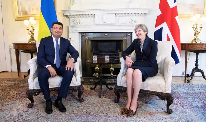 Україна готова створити зону вільної торгівлі з Британією після Brexit