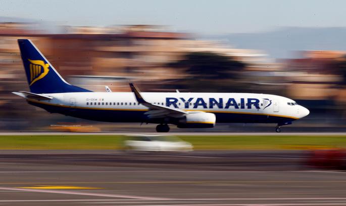 У Ryanair назвали спекуляцією заяви про договір з «Борисполем»
