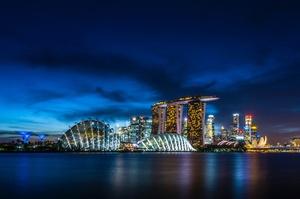 Три роки та мільйон фотографій: неймовірне відео Сінгапуру