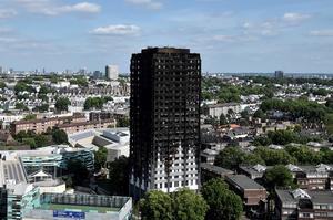 Безпрецедентна пожежа у Лондоні – Fire in London