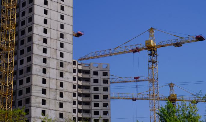 Інфографіка: Україна випала з тренду ринків нерухомості