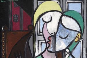 Незвичайно романтичну картину Пікассо продали за $45 млн
