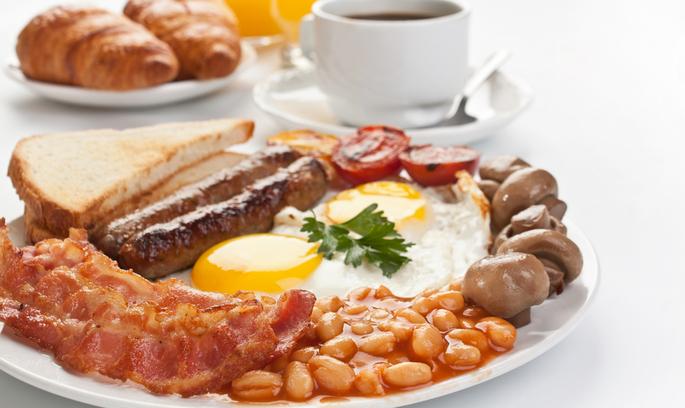 Після «жорсткого» Brexit британський сніданок здорожчає на 13%