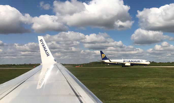 Омелян: Сьогодні можуть оголосити про скасування польотів Ryanair в Україну