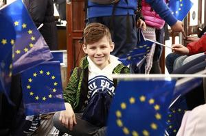 В країнах Євросоюзу проживають понад півмільярда осіб
