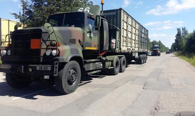США розмістили ракетно-зенітні комплекси у Литві