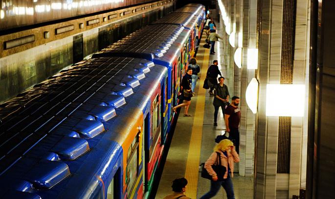 На червоній гілці київського метрополітену збираються будувати станцію