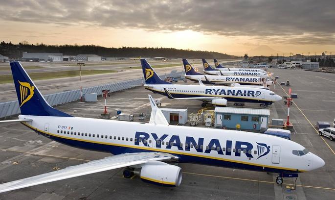 Ryanair офіційно відмовився від України